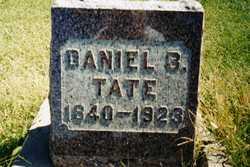 Daniel Boone Tate
