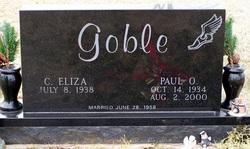 Paul Otis Goble
