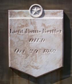 Lieut Louis Reitler