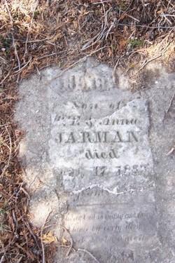 Unknown Jarman