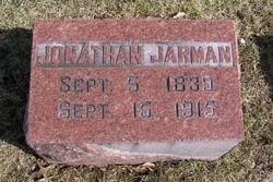 Jonathan Jarman