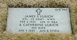 CPL James S. Ulrich