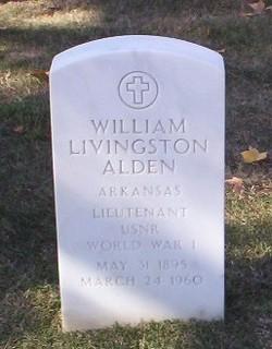 William L Alden