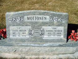 Elnora <I>Thurber</I> Mottonen