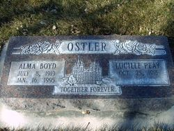 Alma Boyd Ostler