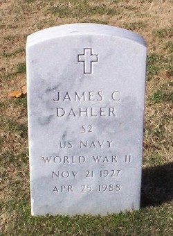 James C Dahler