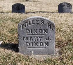 Miles H. Dixon