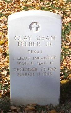 Clay Dean Felber, Jr
