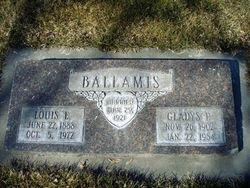 Gladys <I>Pederson</I> Ballamis