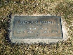 Arthur G Paredes