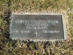 George Kenneth Hand