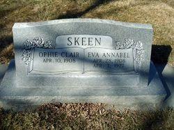 Eva Annabel <I>Davis</I> Skeen