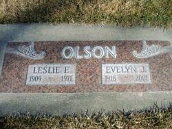 Leslie Edward Olson