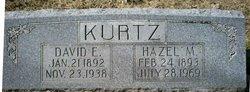 David E. Kurtz