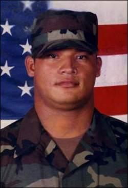 Sgt Christopher C. Fernandez