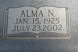 Alma N. Hosch