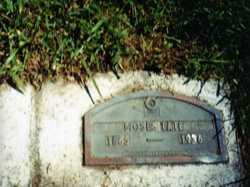 Moses Tate