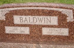 Edna Pearl <I>Freeland</I> Baldwin