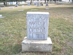 Harvey Franklin Adamson