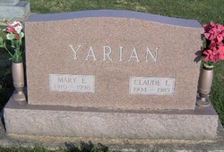 Claude Luther Yarian