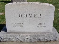 John D Domer