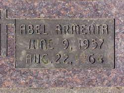 Abel Armenta