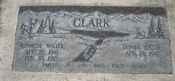 Kenneth Walter Clark
