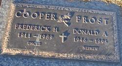 Donald Alden Frost, Jr