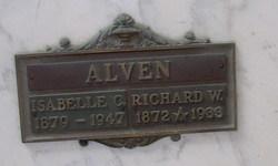 Isabelle <I>Clarke</I> Alven