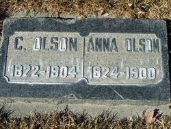 C Olson
