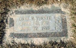 Oral R Turner