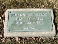Royal Oliver Malmstrom