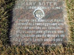 Mary Ellen Soter