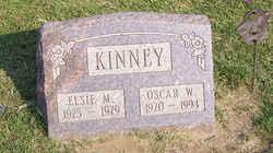 Oscar W. Kinney