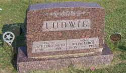 Catherine Ruth <I>Davenport</I> Ludwig
