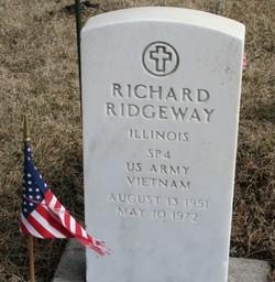 SPC Richard Ridgeway
