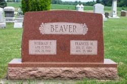 Frances Myrtle <I>Timmons</I> Beaver
