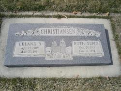 Ruth Olpin Christiansen