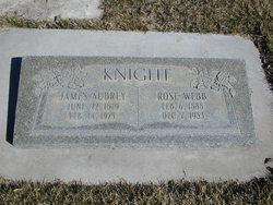 James Aubrey Knight