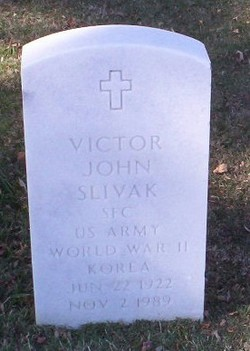 Victor John Slivak