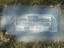Lavern Ellen <I>Hendrickson</I> Sinclair