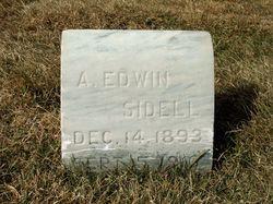 August Edwin Sidell