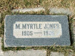 Martha Myrtle Jones