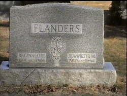 Jeannette M. <I>Dansro</I> Flanders