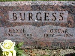 Oscar Henry Burgess