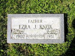 Ezra J. Knox