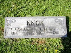 Lilly May <I>Robinson</I> Knox