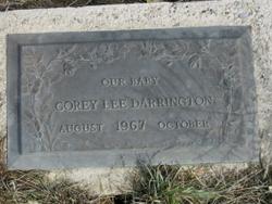 Corey Lee Darrington