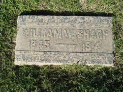 Pvt William W Sharp