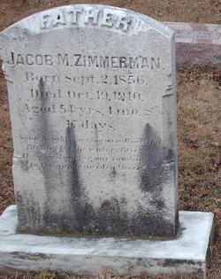 Jacob M Zimmerman